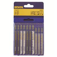 Metal & Wood Cutting Jigsaw Blades Set